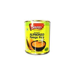 Swad alphonso mango pulp 850gm - RHF