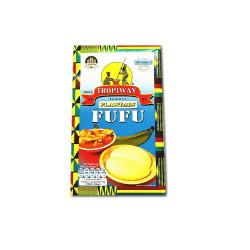 Tropiway plantain fufu 680gm - RHF