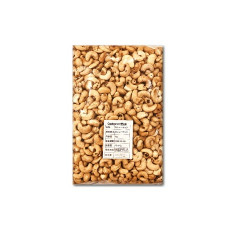 Cashew nuts whole 1kg-arb