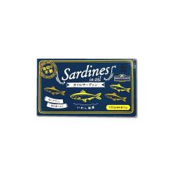 Sardines in oil 125gm RHF
