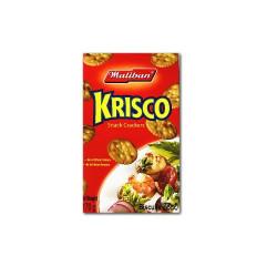 Krisco snack crackers biscuits 170gm RHF