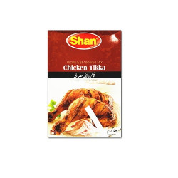 Shan chicken tikka JHB