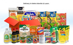 Filipino Kusina ni Nanay Grocery Bundle Delivery in Luzon Philippines