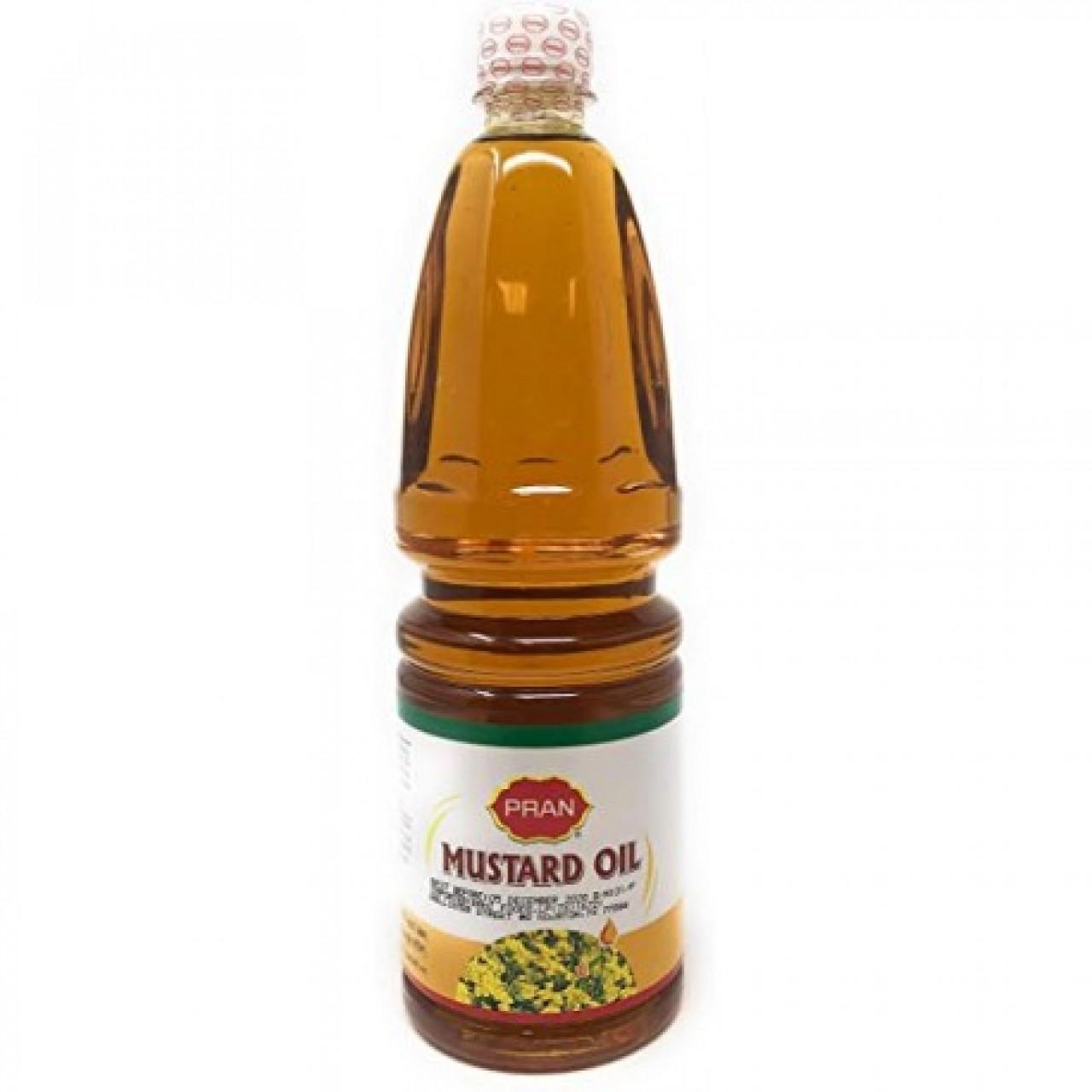 Pran Mustered Oilマスタドオイル (1000ml)-JBN