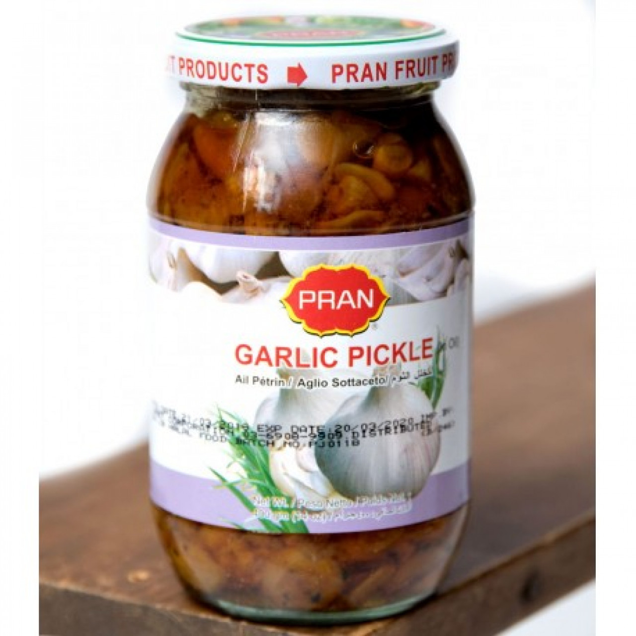 Pran Garlic Pickle-JBN