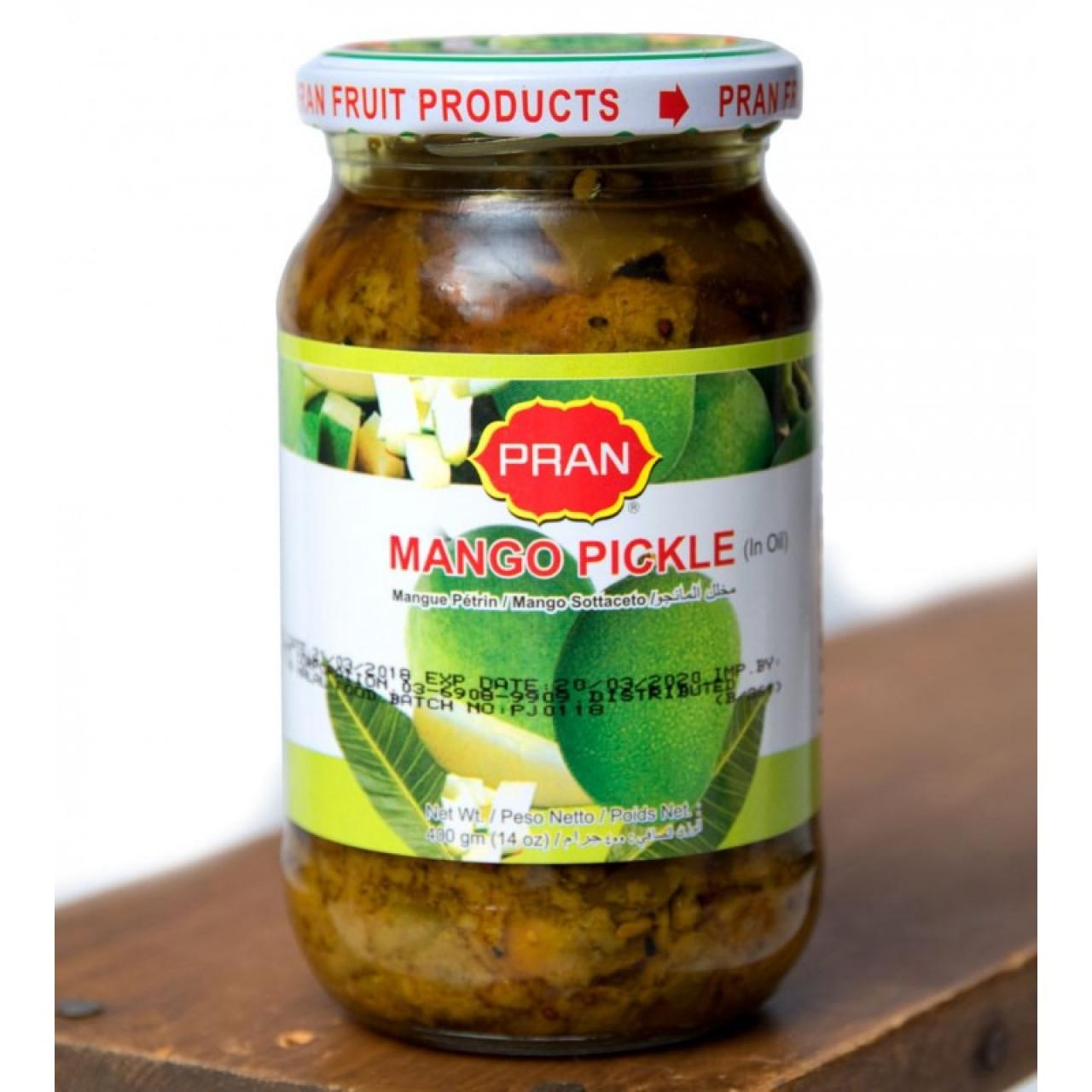 Pran Mango Pickle-JBN