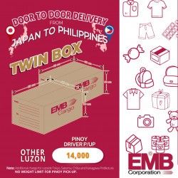 EMB Cargo Twin Box bound to Other Luzon Area