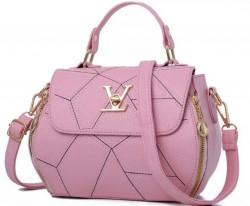 Square handbag K&Z
