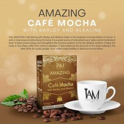 Amazing Café Mocha with Barley and Alkaline