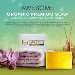 Awesome Organic Organic Premium Soap