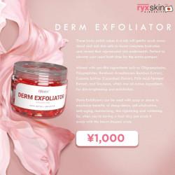 RyxSkin Derm Exfoliator